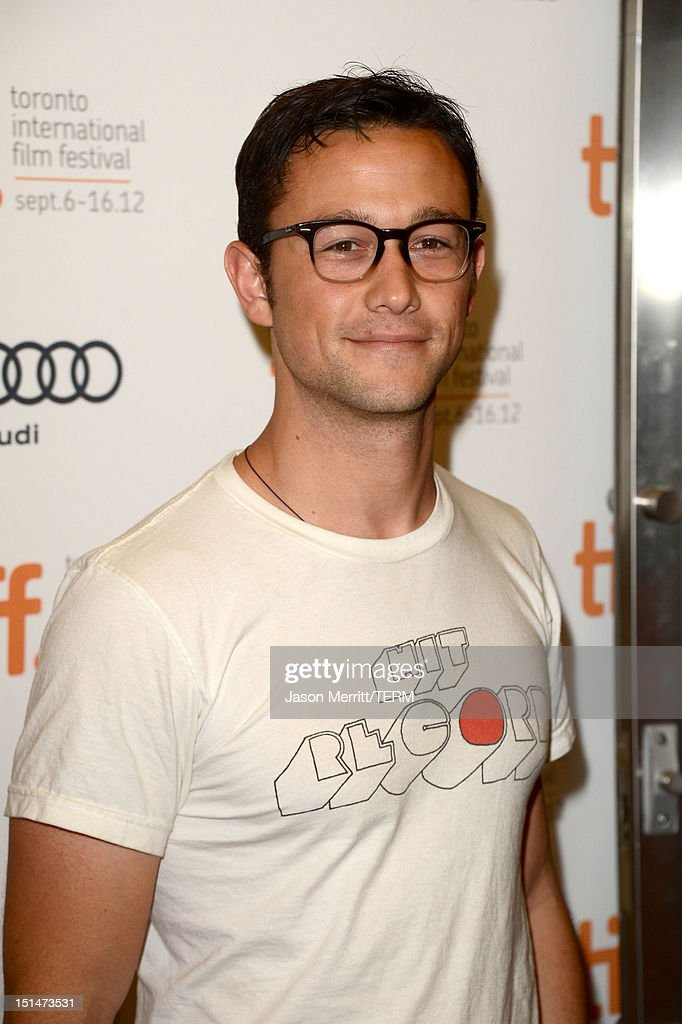 Joseph Gordon-Levitt attends 'The Master' Premiere during the 2012 Toronto International Film Festival at Princess of Wales Theatre on September 7, 2012 in Toronto, Canada.
