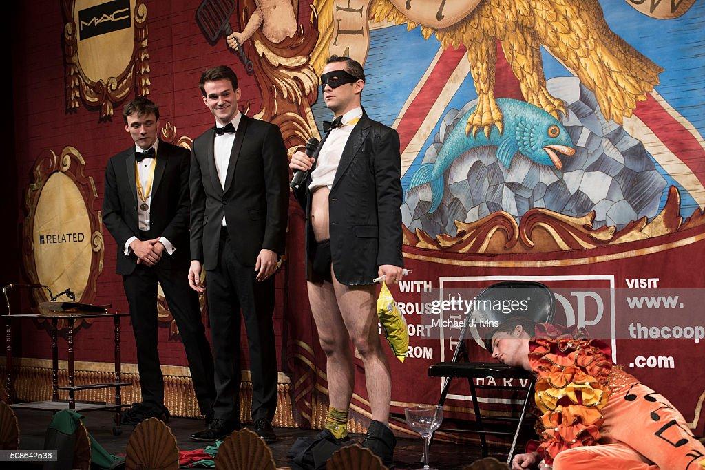 The Hasty Pudding Theatricals 2016 Man Of The Year Award Honoring Joseph Gordon-Levitt