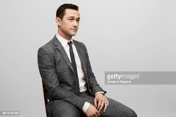 Joseph GordonLevitt poses for portrait session at the 2017 Film Independent Spirit Awards on February 25 2017 in Santa Monica California