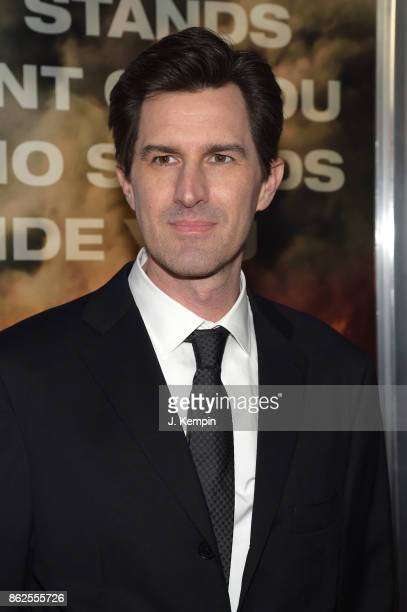 Joseph Kosinski attends 'Only The Brave' screening at iPic Theater on October 17 2017 in New York City