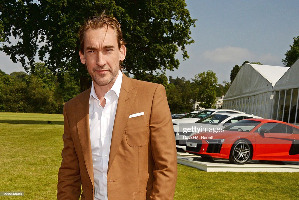 Joseph Mawle attends day two of the Audi Polo Challenge at Coworth Park on May 29, 2016 in London, England.