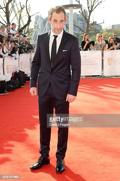 Joseph Mawle attends the House Of Fraser British Academy Television Awards 2016 at the Royal Festival Hall on May 8 2016 in London England