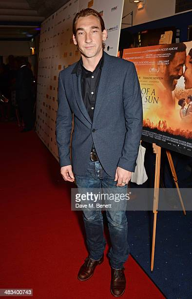 Joseph Mawle attends the UK Premiere of 'Half Of A Yellow Sun' at Odeon Streatham on April 8 2014 in London England
