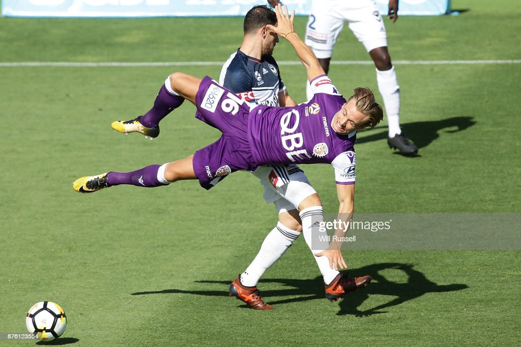A-League Rd 7 - Perth v Melbourne Victory