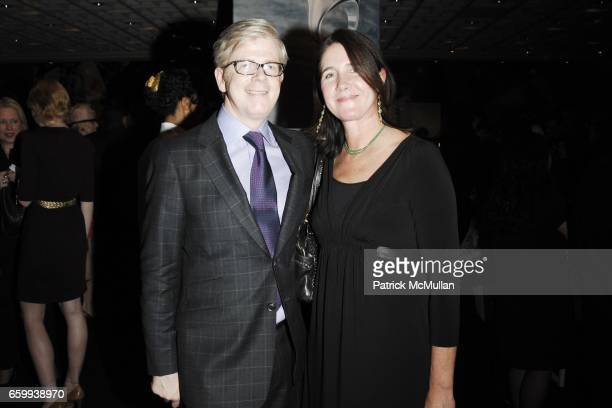 Joseph Murray and Heather Wiliams attend ELSA PERETTI Celebrates 35 Years with TIFFANY Co at Tiffany Co on December 10 2009 in New York City
