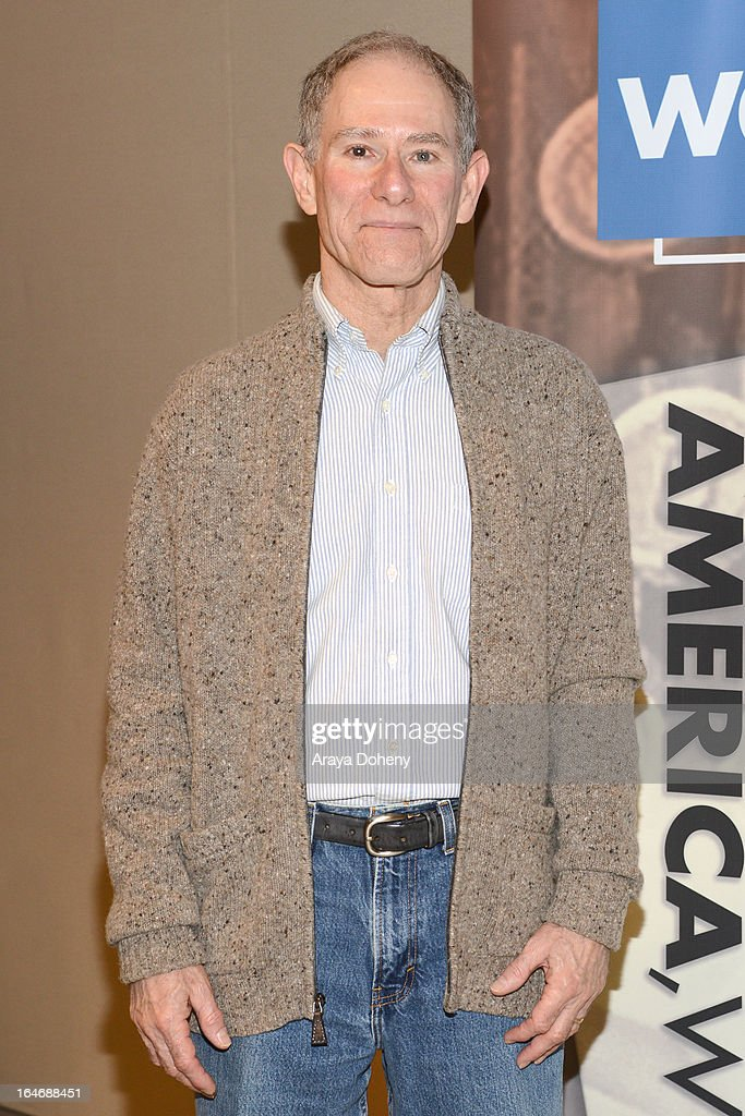 Joseph Neustein attends the WGAW's 2013 TV Staffing Brief - Press Conference on March 26, 2013 in Los Angeles, California.