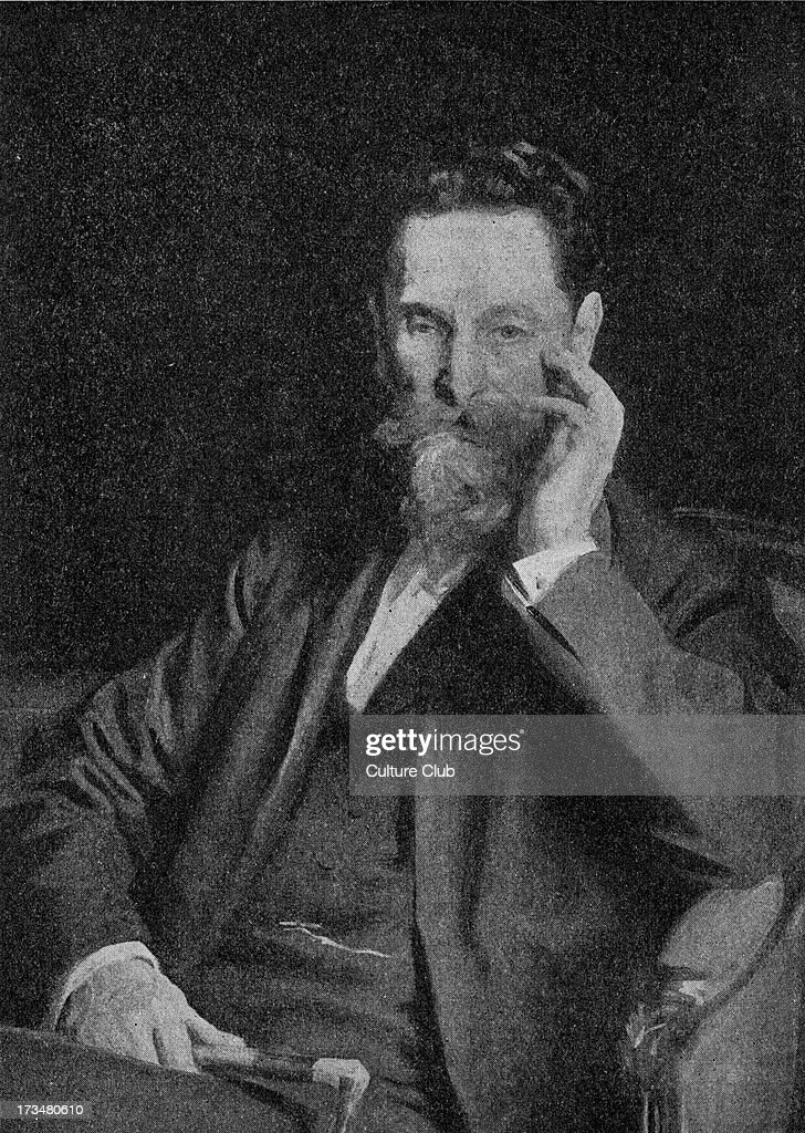 Joseph Pulitzer portrait HungarianAmerican newspaper publisher of the St Louis Post Dispatch and the New York World 10 April 1847 – 29 October 1911