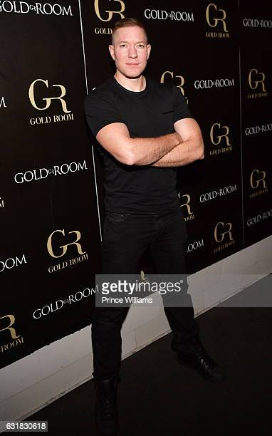 Joseph Sikora attends Power MLK weekend Grand Finale Party at Gold Room on January 16 2017 in Atlanta Georgia