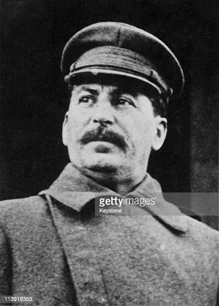 Joseph Stalin General Secretary of the Communist Party of the Soviet Union circa 1930