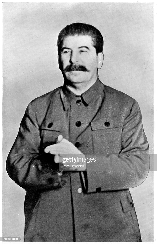 a biography of joseph stalin the leader of soviet russia A poll in june 2017 on which russian is the national symbol and biggest hero revealed that joseph stalin is the most outstanding person in history stalin got 38% approval, while putin tied with.