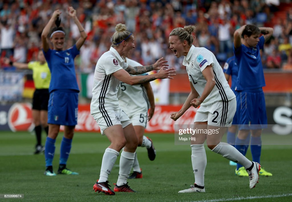 Germany v Italy - UEFA Women's Euro 2017: Group B