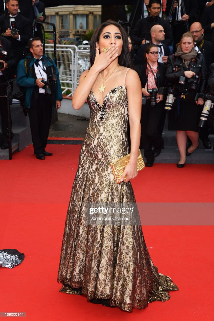 Josephine Jobert attends the Premiere of 'Jimmy P. (Psychotherapy Of A Plains Indian)' at Palais des Festivals during The 66th Annual Cannes Film Festival on May 18, 2013 in Cannes, France.