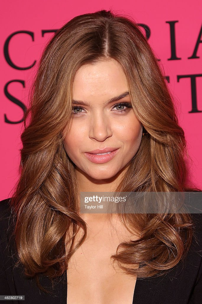 Josephine Skriver attends the after party for the 2013 Victoria's Secret Fashion Show at Lavo NYC on November 13, 2013 in New York City.