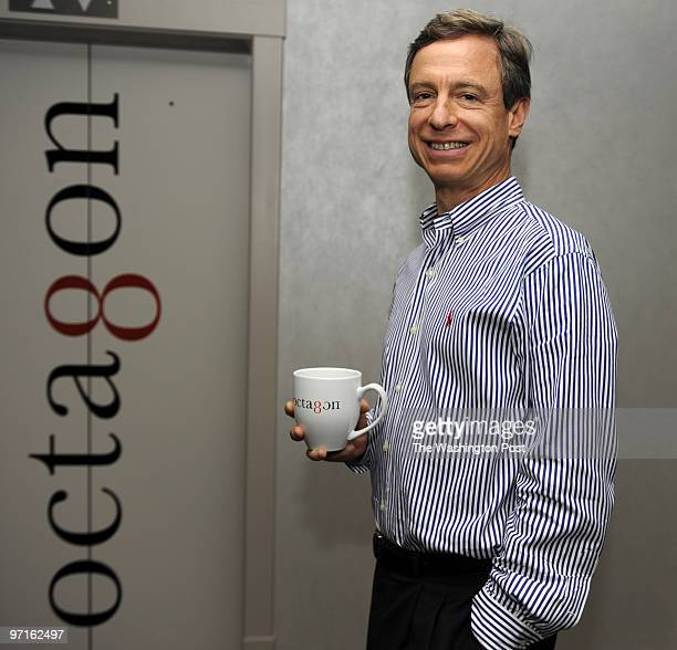NEGATIVE# josephm 202867SLUGFI/OCTAGONDATE07/27/08 McLean VirginiaPHOTOGRAPHERMARVIN JOSEPH/TWP Phil de Picciotto started out as an intern at a...