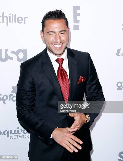 Josh Altman appears during the 2015 NBCUniversal Cable Entertainment Upfront at The Jacob K Javits Convention Center on May 14 2015 in New York City