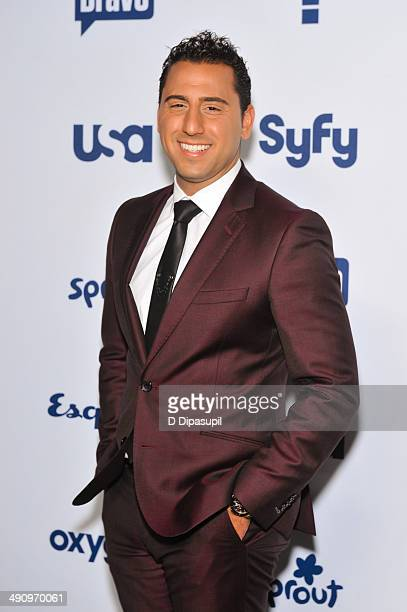 Josh Altman attends the 2014 NBCUniversal Cable Entertainment Upfronts at The Jacob K Javits Convention Center on May 15 2014 in New York City
