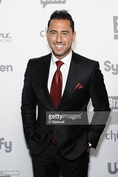 Josh Altman attends the 2015 NBCUniversal Cable Entertainment Upfront at The Jacob K Javits Convention Center on May 14 2015 in New York City