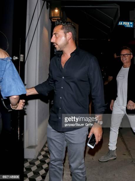 Josh Altman is seen on June 03 2017 in Los Angeles California