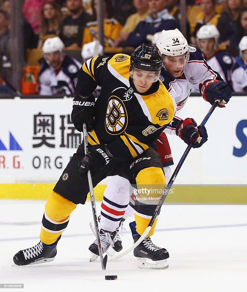 Columbus Blue Jackets v Boston Bruins Photos and Images | Getty Images