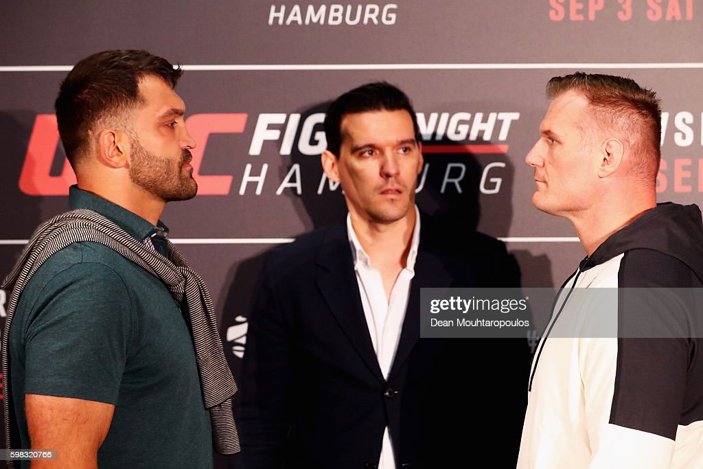 UFC Fight Night: Ultimate Media Day