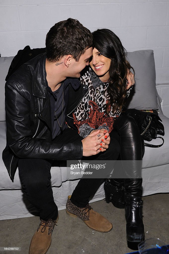 Josh Beech and <a gi-track='captionPersonalityLinkClicked' href=/galleries/search?phrase=Shenae+Grimes&family=editorial&specificpeople=2153141 ng-click='$event.stopPropagation()'>Shenae Grimes</a> attend the boohoo US Launch - The Hacienda with <a gi-track='captionPersonalityLinkClicked' href=/galleries/search?phrase=Shenae+Grimes&family=editorial&specificpeople=2153141 ng-click='$event.stopPropagation()'>Shenae Grimes</a> & Josh Beech on March 21, 2013 in New York City.