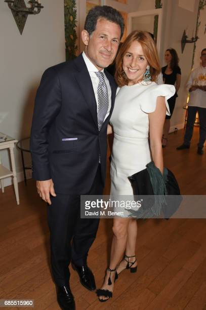 Josh Berger attends The 9th Annual Filmmakers Dinner hosted by Charles Finch and JaegerLeCoultre at Hotel du CapEdenRoc on May 19 2017 in Cap...