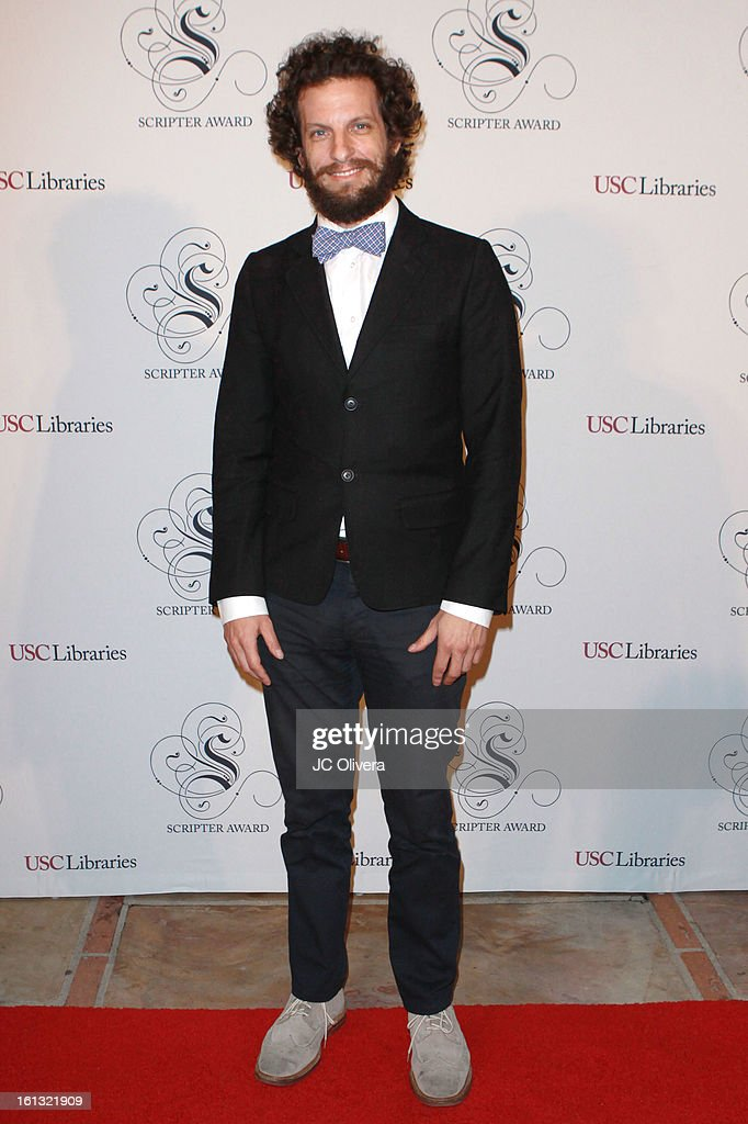 Josh Berman attends the 25th Annual Scripter Awards at Edward L. Doheny Jr. Memorial Library at University of Southern California on February 9, 2013 in Los Angeles, California.