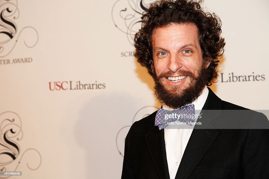 Josh Berman attends The USC Libaries Twenty-Fifth Anuual Scripter Awards at USC Campus, Doheney Library on February 9, 2013 in Los Angeles, California.