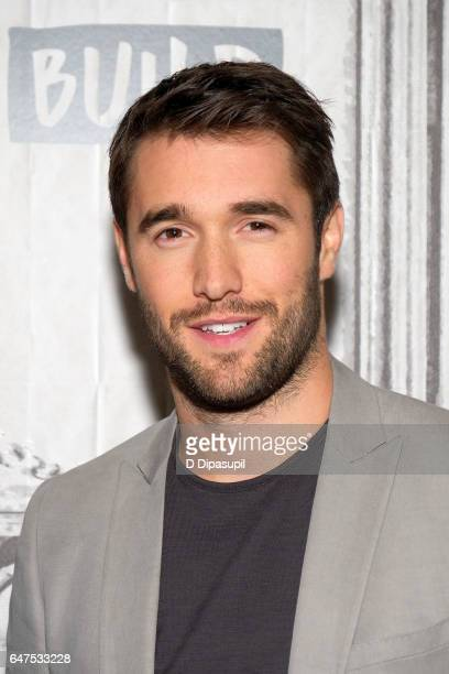 Josh Bowman attends the Build Series to discuss 'Time After Time' at Build Studio on March 3 2017 in New York City