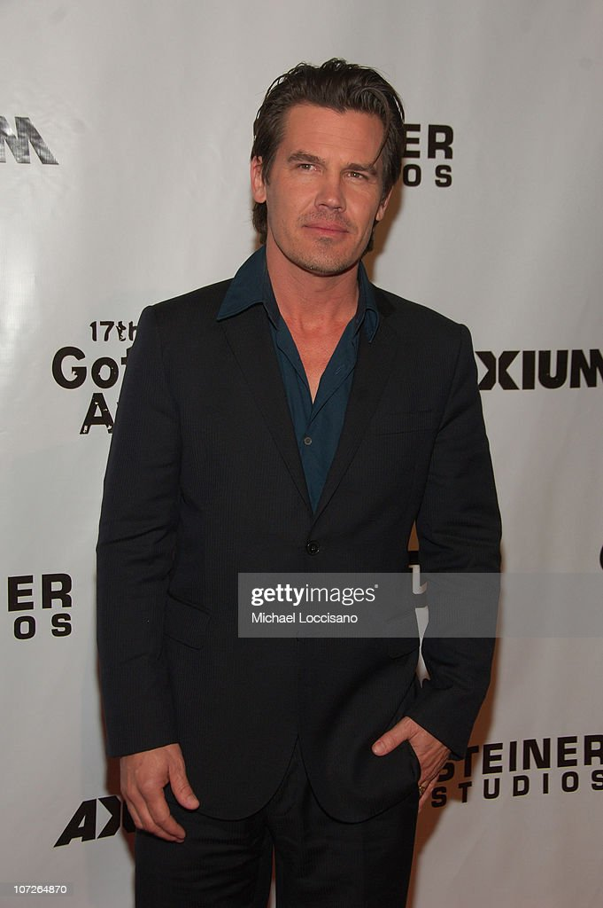 <a gi-track='captionPersonalityLinkClicked' href=/galleries/search?phrase=Josh+Brolin&family=editorial&specificpeople=243198 ng-click='$event.stopPropagation()'>Josh Brolin</a> attends the 17th Annual IFP Gotham Awards at Steiner Studios on November 27, 2007 in Brooklyn, NY.