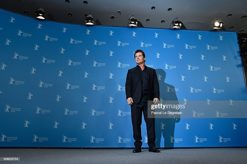 Josh Brolin attends the 'Hail, Caesar!' photo call during the 66th Berlinale International Film Festival Berlin at Grand Hyatt Hotel on February 11, 2016 in Berlin, Germany.