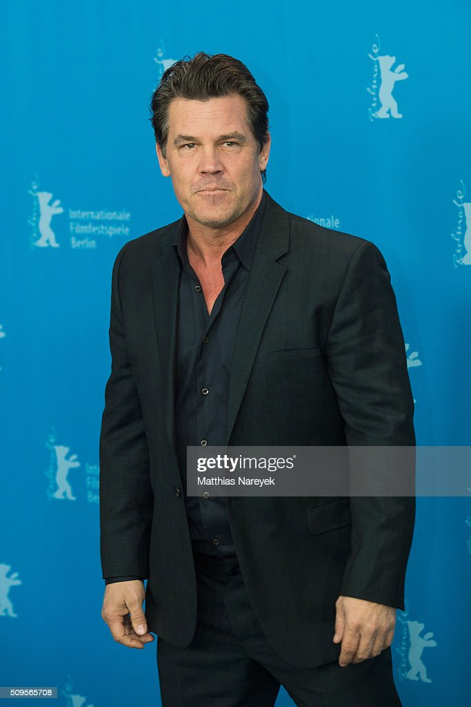 <a gi-track='captionPersonalityLinkClicked' href=/galleries/search?phrase=Josh+Brolin&family=editorial&specificpeople=243198 ng-click='$event.stopPropagation()'>Josh Brolin</a> attends the 'Hail, Caesar!' photo call during the 66th Berlinale International Film Festival Berlin at Grand Hyatt Hotel on February 11, 2016 in Berlin, Germany.