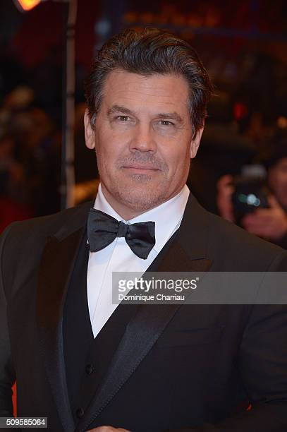 Josh Brolin attends the 'Hail Caesar' premiere during the 66th Berlinale International Film Festival Berlin at Berlinale Palace on February 11 2016...
