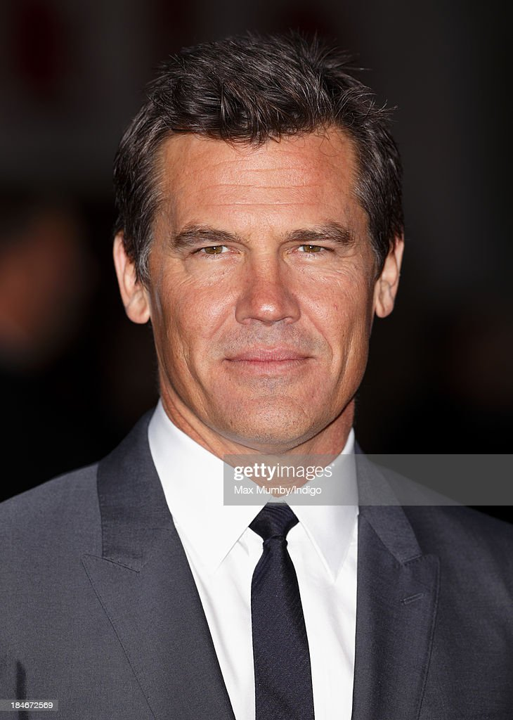<a gi-track='captionPersonalityLinkClicked' href=/galleries/search?phrase=Josh+Brolin&family=editorial&specificpeople=243198 ng-click='$event.stopPropagation()'>Josh Brolin</a> attends the Mayfair Gala European Premiere of 'Labor Day' during the 57th BFI London Film Festival at Odeon Leicester Square on October 14, 2013 in London, England.