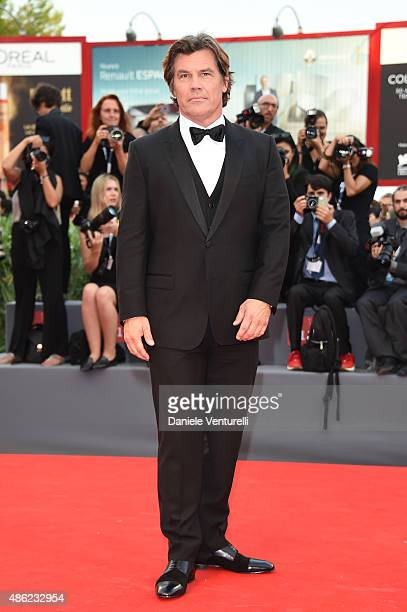 Josh Brolin attends the opening ceremony and premiere of 'Everest' during the 72nd Venice Film Festival on September 2 2015 in Venice Italy