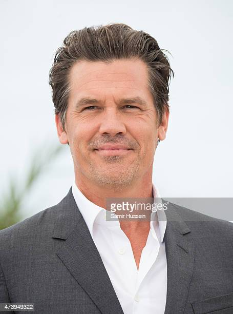 Josh Brolin attends the 'Sicario' Photocall during the 68th annual Cannes Film Festival on May 19 2015 in Cannes France
