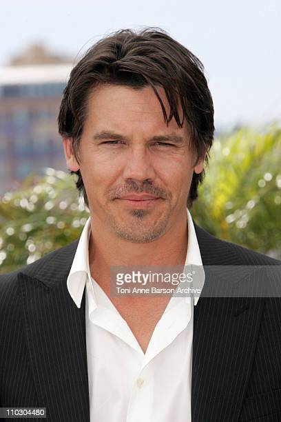 Josh Brolin during 2007 Cannes Film Festival 'No Country for Old Men' Photocall at Palais des Festivals in Cannes France