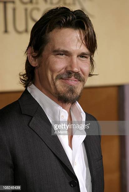 Josh Brolin during 'Under The Tuscan Sun' Hollywood Premiere at El Capitan Theatre in Hollywood California United States