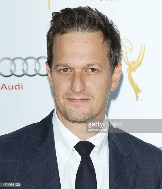 Josh Charles arrives at the Television Academy Performers Nominee Reception for The 66th Emmy Awards held at Spectra by Wolfgang Puck at the Pacific...
