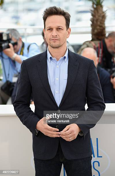 Josh Charles attends the 'Bird People' Photocall at the 67th Annual Cannes Film Festival on May 19 2014 in Cannes France