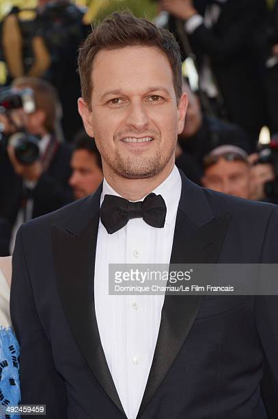 Josh Charles attends the 'Two Days One Night' premiere during the 67th Annual Cannes Film Festival on May 20 2014 in Cannes France
