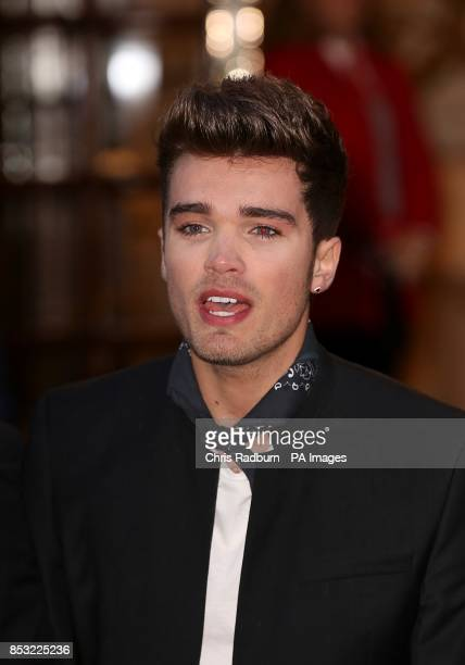Josh Cuthbert of Union J attending the opening night of I Can't Sing The X Factor Musical