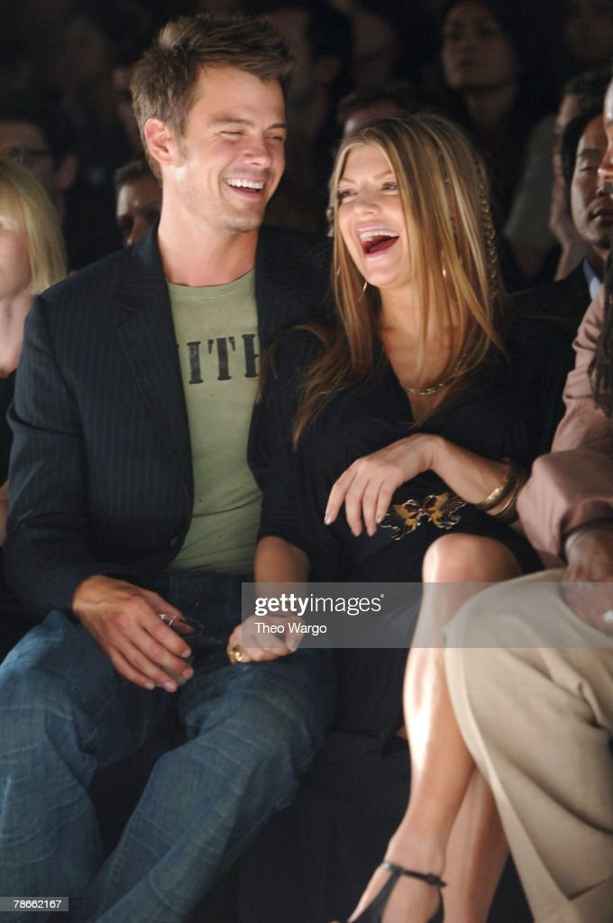 Olympus Fashion Week Spring 2006 - Tommy Hilfiger 20th Anniversary Celebration - Front Row and Backstage