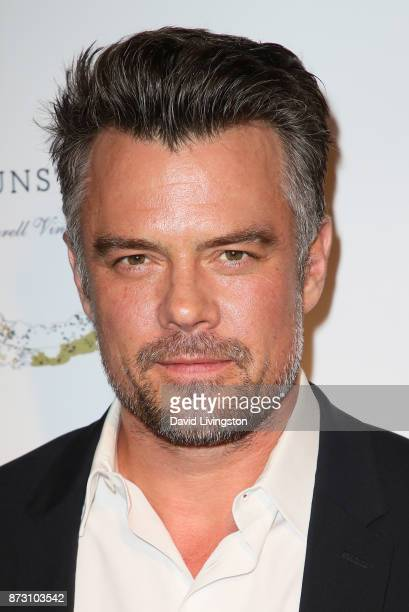 Josh Duhamel arrives at the Evening with WildAid at the Beverly Wilshire Four Seasons Hotel on November 11 2017 in Beverly Hills California
