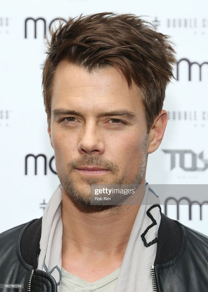 <a gi-track='captionPersonalityLinkClicked' href=/galleries/search?phrase=Josh+Duhamel&family=editorial&specificpeople=208740 ng-click='$event.stopPropagation()'>Josh Duhamel</a> attends the Moves' 2013 Spring Fashion Issue Mens Cover Party at TOY at Gansevoort Hotel on February 26, 2013 in New York City.