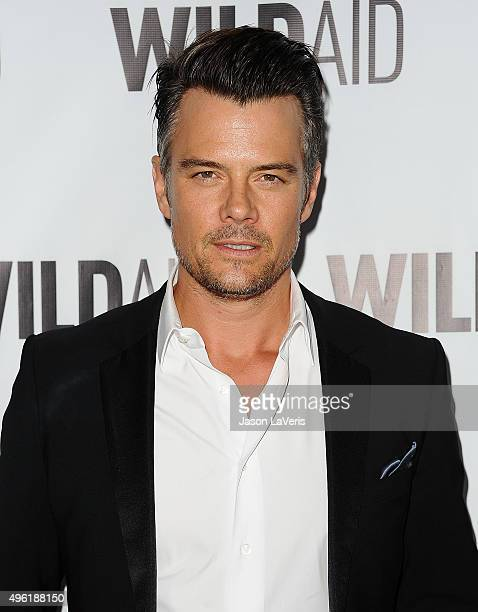 Josh Duhamel attends WildAid 2015 at Montage Hotel on November 7 2015 in Beverly Hills California