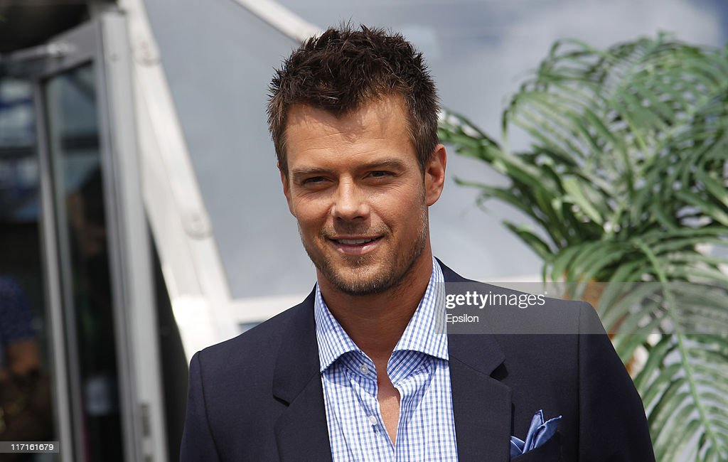 <a gi-track='captionPersonalityLinkClicked' href=/galleries/search?phrase=Josh+Duhamel&family=editorial&specificpeople=208740 ng-click='$event.stopPropagation()'>Josh Duhamel</a> poses for a photocall before global premiere of 'Transformers 3' movie on the roof of the Ritz hotel on June 23, 2011 in Moscow, Russia.