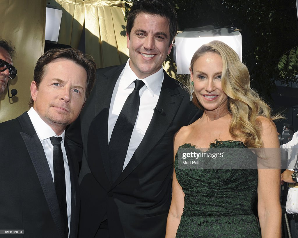 EMMYS(r) RED CARPET LIVE - Josh Elliott & Lara Spencer, Chris Harrison and Clinton Kelly host 'Emmys Red Carpet Live,' which begins the festivities of TV's biggest night, coast to coast, SUNDAY, SEPTEMBER 23 from 7:00-8:00 p.m., ET / 4:00-5:00 p.m., PT, immediately followed by the awards ceremonies, live from 8:00-11:00 p.m., ET / 5:00-8:00 p.m., PT. POLLAN