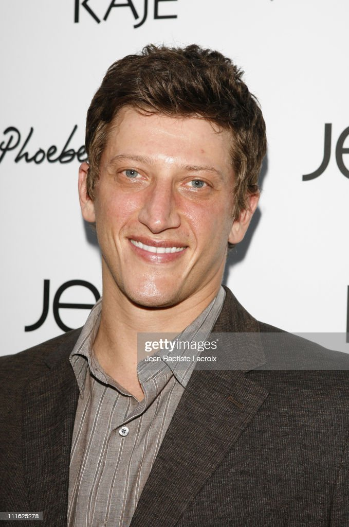 Josh Fineman during Phoebe Price Launches 'Phoebe's Phantasy' by Lotion Glow at Kaje Store in Beverly Hills, California, United States.
