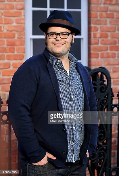Josh Gad attends the UK Premiere of 'Mr Holmes' at ODEON Kensington on June 10 2015 in London England
